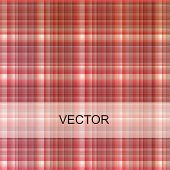 VECTOR - Red Pink Orange Colorful Fabric Material Background - Attractive & Rich of This Three Color