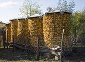 Corn Cribs