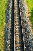 Empty Railway Metals