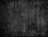 foto of timber  - old black wood texture  - JPG