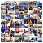 image of world-famous  - Many photos of many places around the world - JPG