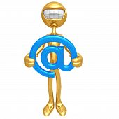 Smiling With Email
