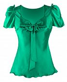 picture of habilis  - green blouse - JPG