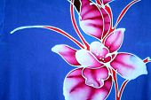 Batik - Flower Motif