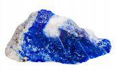 Lazurite Mineral Stone