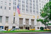 The Waldorf-astoria Hotel In New York City