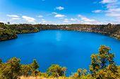 Blue Lake Mt Gambier Australien
