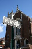 pic of fundamentalist  - religious concept photo :