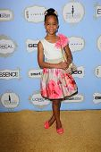 Quvenzhane Wallis at the 6th Annual Essence Black Women in Hollywood Luncheon, Beverly Hills Hotel,