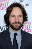 Paul Rudd at the 2013 Film Independent Spirit Awards, Private Location, Santa Monica, CA 02-23-13
