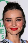 Miranda Kerr at the Global Green USA's 10th Annual Pre-Oscar Party, Avalon, Hollywood, CA 02-20-13