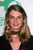 Angela Lindvall at the Global Green USA's 10th Annual Pre-Oscar Party, Avalon, Hollywood, CA 02-20-13