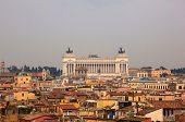 The Altare Della Patria, Rome