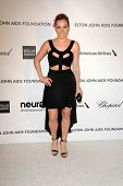 Agnes Bruckner at the Elton John Aids Foundation 21st Academy Awards Viewing Party, West Hollywood Park, West Hollywood, CA 02-24-13