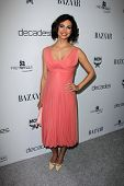 Morena Baccarin at Harper's Bazaar Celebrates The Launch Of The Dukes of Melrose, Sunset Tower, West Hollywood, CA 02-28-13