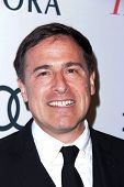 David O. Russell at the Hollywood Reporter Celebration for the 85th Academy Awards Nominees, Spago,