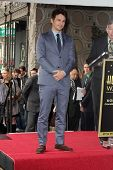 James Franco at the James Franco Star on the Walk of Fame Ceremony, Hollywood, CA 03-07-13