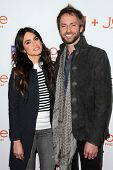 Nikki Reed, Paul McDonald at the introduction of Joe Fresh at JCP, Joe Fresh at JCP Pop Up Store, Lo