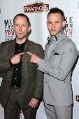 Billy Boyd, Dominic Monaghan at the Opening of