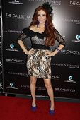 Phoebe Price at the LA Fashion Weekend Fall/Winter 2013 Ermelinda Designs 'Maison de Urbana' by Urba