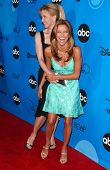 PASADENA, CA - JULY 19: Felicity Huffman and Eva Longoria at the Disney ABC Television Group All Sta