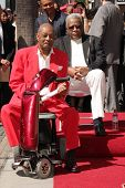 Eddie Willis, Jack Ashford at The Funk Brothers Star on the Hollywood Walk of Fame, Hollywood, CA 03-21-13