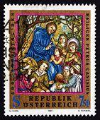 Postage Stamp Austria 1997 St. Peter Canisius