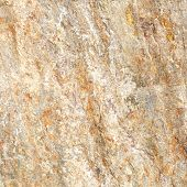 surface of the marble with brown tint, stone texture