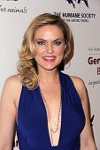 Elaine Hendrix at the 2013 Genesis Awards Benefit Gala, Beverly Hilton, Beverly Hills, CA 03-23-13