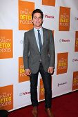 Matt Bomer at the Launch of Kimberly Snyder's
