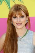 Bella Thorne at Nickelodeon's 26th Annual Kids' Choice Awards, USC Galen Center, Los Angeles, CA 03-