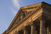 Rijksdaggebouw Detail
