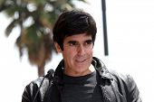 David Copperfield at Penn & Teller's induction into the Hollywood Walk Of Fame, Hollywood, CA 04-05-