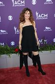 Shania Twain at the 48th Annual Academy Of Country Music Awards Arrivals, MGM Grand Garden Arena, La