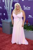 Beth Chapman at the 48th Annual Academy Of Country Music Awards Arrivals, MGM Grand Garden Arena, Las Vegas, NV 04-07-13