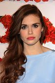 Holland Roden at Coach's 3rd Annual Evening of Cocktails and Shopping benefiting  the Children's Defense Fund, Bad Robot, Santa Monica, CA 04-10-13