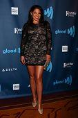 Sara Ramirez at the 24th Annual GLAAD Media Awards, JW Marriott, Los Angeles, CA 04-20-13