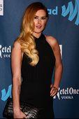 Rumer Willis at the 24th Annual GLAAD Media Awards, JW Marriott, Los Angeles, CA 04-20-13