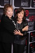 Shirley MacLaine, Sally Field at AFI Night At The Movies, Arclight, Hollywood, CA 04-24-13