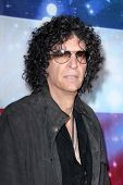 Howard Stern at the