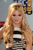 Olivia Holt at the 2013 Radio Disney Music Awards, Nokia Theater, Los Angeles, CA 04-27-13