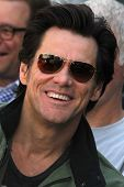 Jim Carrey at the Jane Fonda Hand And Foot Print Ceremony as part of the 2013 TCM Classic Film Festi