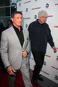 Sylvester Stallone, Avi Lerner at