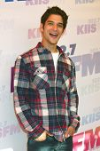 Tyler Posey at the 2013 Wango Tango concert produced by KIIS-FM, Home Depot Center, Carson, CA 05-11-13