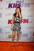 Victoria Justice at the 2013 Wango Tango concert produced by KIIS-FM, Home Depot Center, Carson, CA 05-11-13
