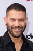 Guillermo Diaz at the