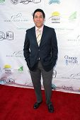 Oscar Nunez at the Compton Jr, Posse Gala honoring Patricia Heaton and Portia de Rossi, Burbank Eque