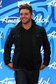 Chris Richardson at the American Idol Season 12 Finale Arrivals, Nokia Theater, Los Angeles, CA 05-1
