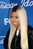 Nicki Minaj at the American Idol Season 12 Finale Press Room, Nokia Theater, Los Angeles, CA 05-16-1