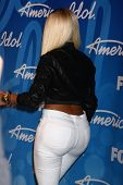 Nicki Minaj at the American Idol Season 12 Finale Press Room, Nokia Theater, Los Angeles, CA 05-16-13